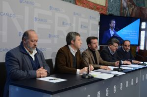 Rueda de prensa presentación de MAPAS 2018