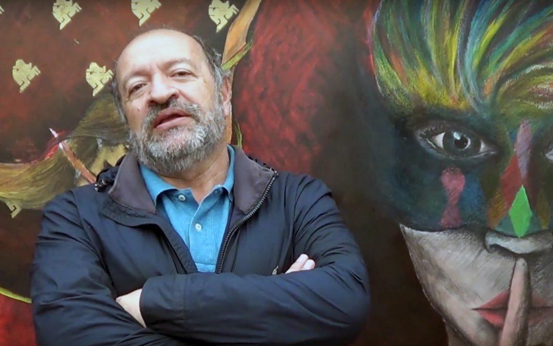 Octavio Arbeláez, codirector de MAPAS, recibe el primer premio Glommnet de la Red Mundial de Mercados de la Música por su trayectoria en la gestión cultural