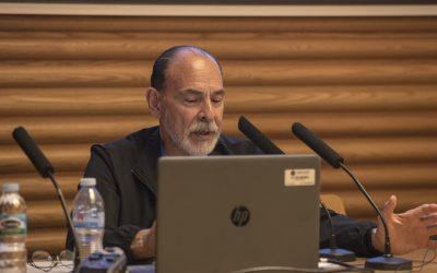 """George Yúdice: """"En la era de la globalización, es necesario crear redes conocidas como mercados culturales para la sostenibilidad de la cultura"""""""