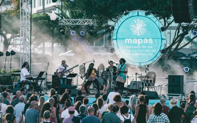 MAPAS 2019 opens this 19th of November its call for artists and booking, management and distribution agencies.