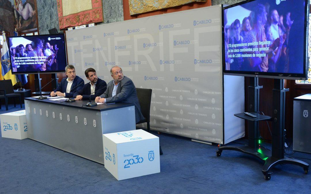 MAPAS recibe en su tercera edición 874 propuestas artísticas de 74 países