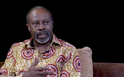 Hassane Kouyaté receives the MAPAS 2019 'Cartógrafo Ilustre' award