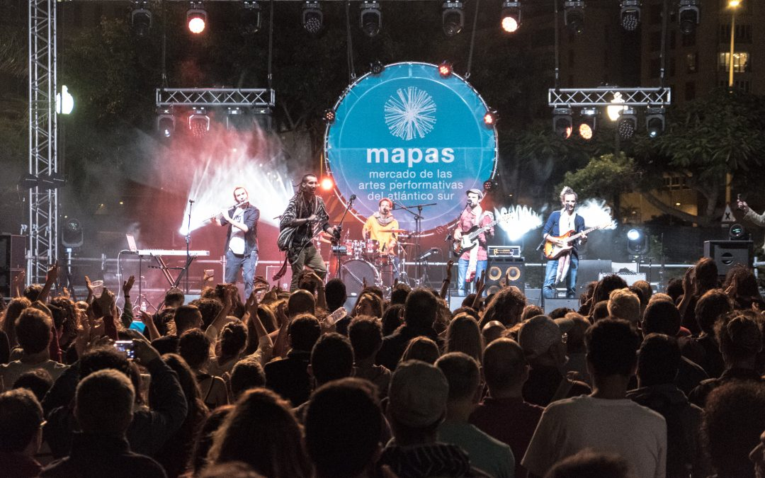 Una treintena de actuaciones musicales de 16 países pondrán ritmo a MAPAS 2019 en el Auditorio de Tenerife y su entorno