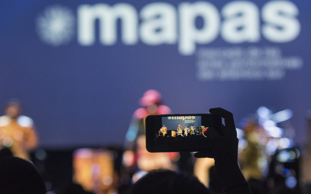 Le MAPAS informe que l'annonce des résultats de la sélection des groupes artistiques de son édition 2020 est retardée.